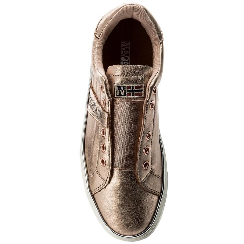 Sneakers NAPAPIJRI - Alicia 16771593 Rose Gold N33 LWEnkj9QGX