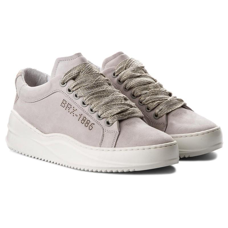 Sneakers BRONX - 66084-B BX 1471 Off White/N.Nude 2243 JSJKG4P5Fd