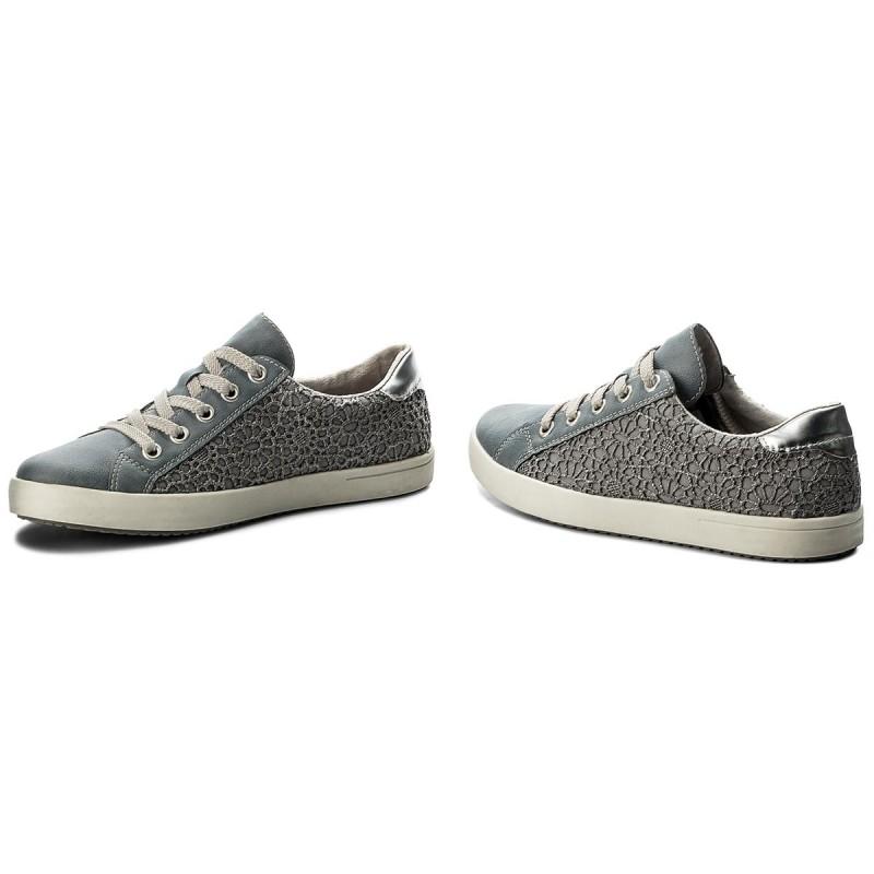 Zapatos RIEKER - K5205-12 Blue Combination uW77kHZ7