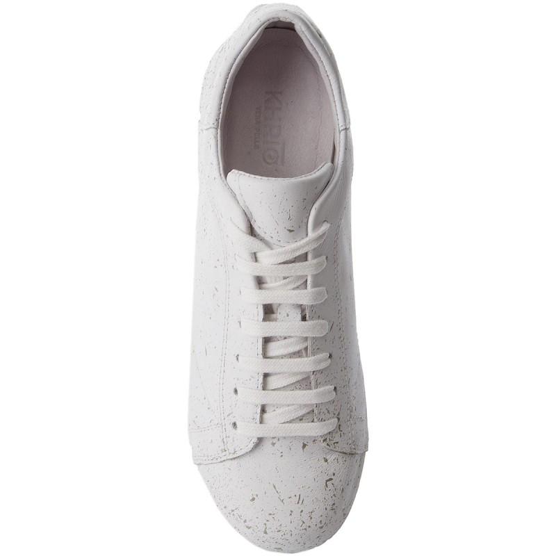 Sneakers KHRIO - 181K4207LNQ Bianco Platino/Bianko/Pink Ice Despacho Últimas Colecciones Aclaramiento De Bajo Coste La Mejor Venta En Línea Barata XXX9WBcL