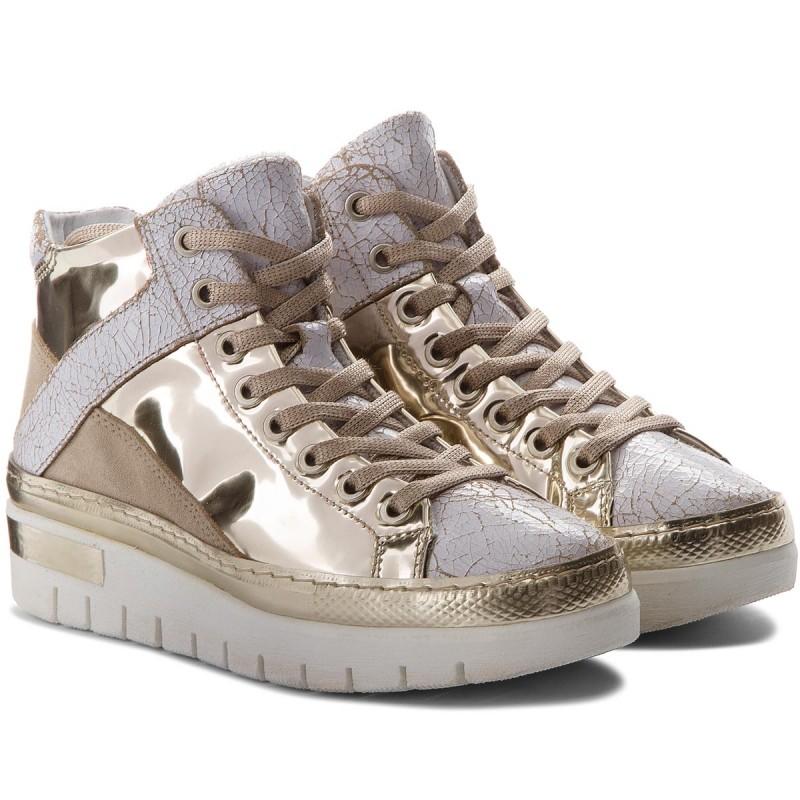 Sneakers KHRIO - 181K7300CRRFSLX Bianco/Platino/Visone 5i6iG5JKeK