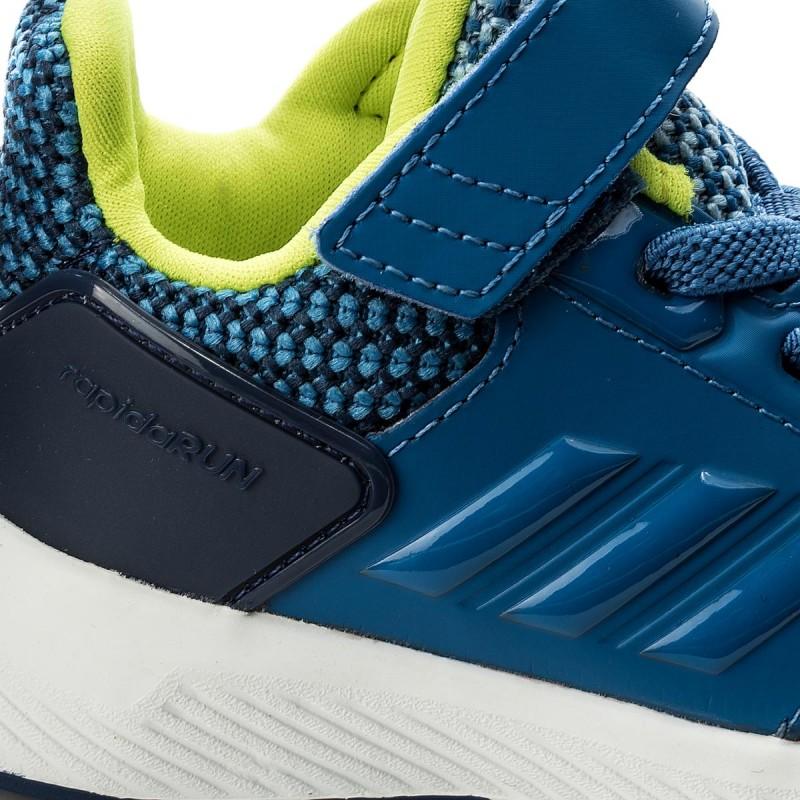 Schuhe adidas - RapidaRun El I CQ0140 Ashblu/Traroy/Nobind 5mPRMX