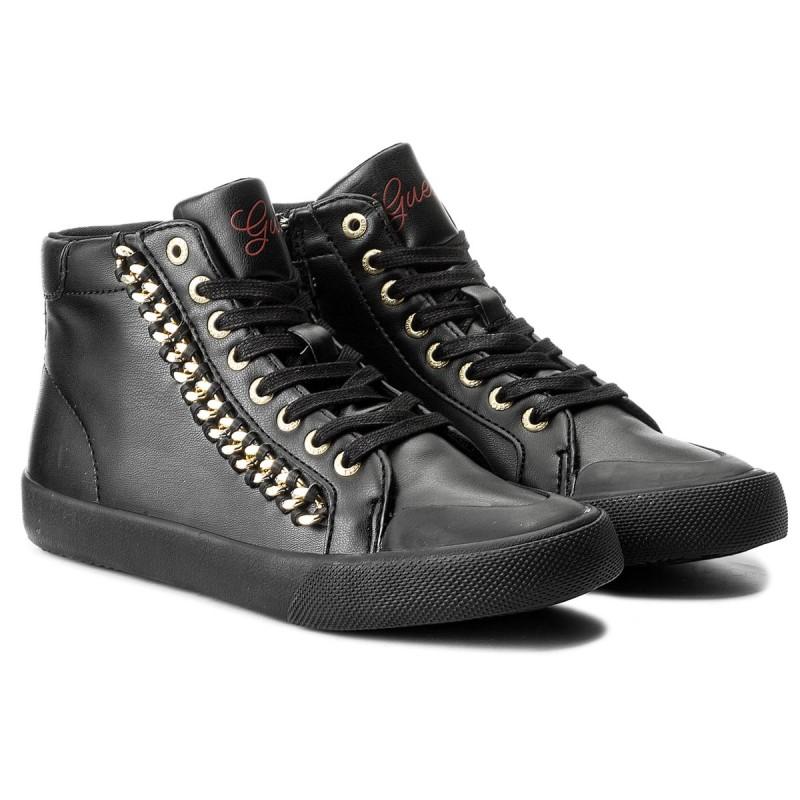 Sneakers Guess - Fjlry1 Ele12 Blk MDtfG