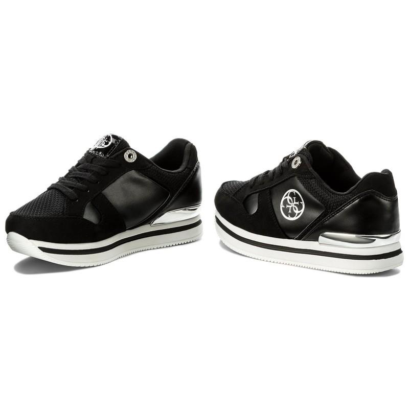 Sneakers GUESS - Dameon2 FLDM21 ELE12 BLACK
