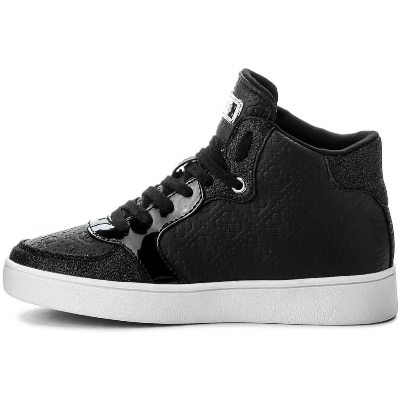 Sneakers Guess - Backer Flbac1 Ele12 Blkbl 4AqVOU