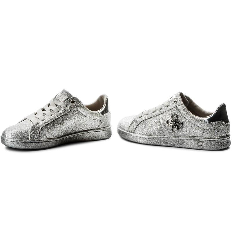 Sneakers Guess - Baysic Flbyc1 Ele12 Silve f6F2Jo4