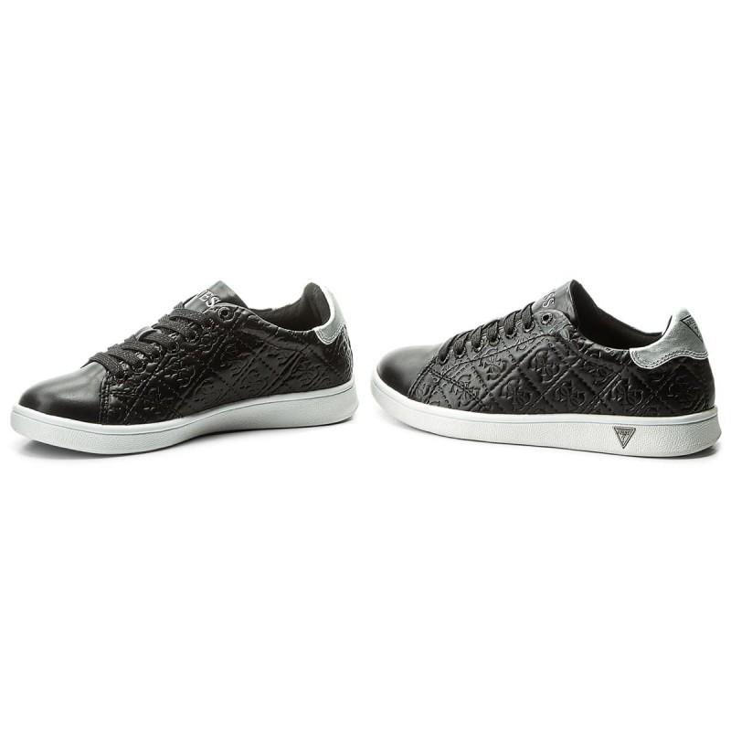Sneakers GUESS - Super FLSPE1 ELE12 BLACK