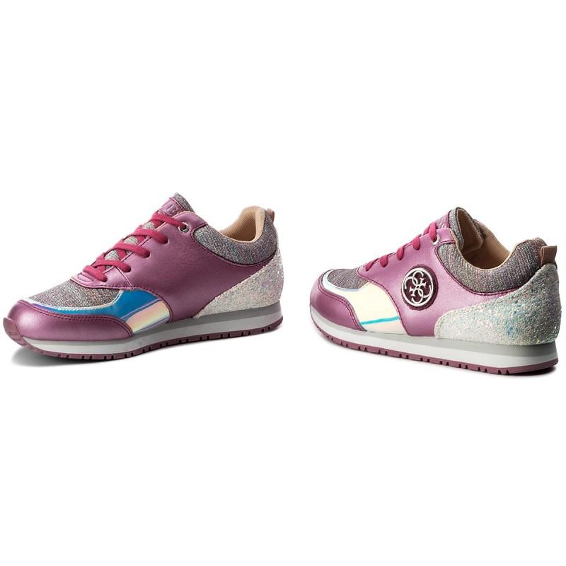 Sneakers Guess - Reeta Flrea1 Pat12 Pink vwEb2dUd1
