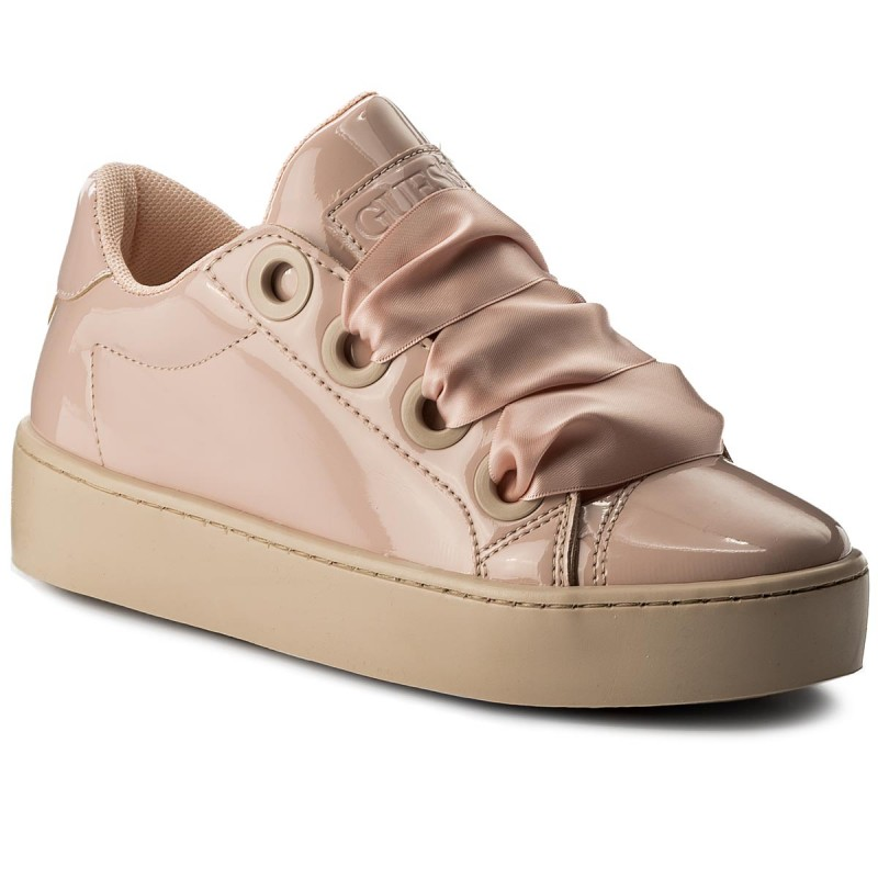 Sneakers Guess - Flupe3 Ele12 Nude 1kbHSQCxaw