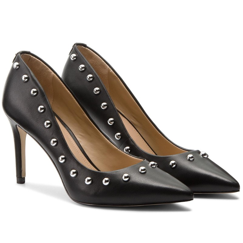 High Heels Guess - Barbie Flbrb1 Lea08 Black D4hltX