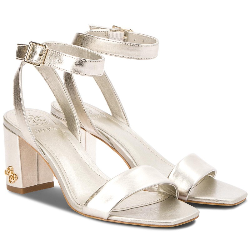 Sandals GUESS - Annabel3 FLAN31 LEL03 PLATI