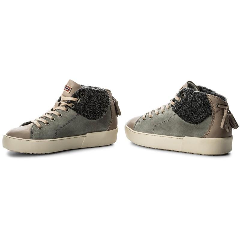 Sneakers NAPAPIJRI - Minnie 15741190 Taupe N47 NgAkOiP