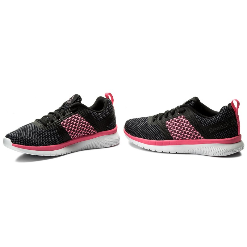 Schuhe Reebok - Pt Prime Runner Fc CN3155 Black/Grey/Pink/Wht rI7jY