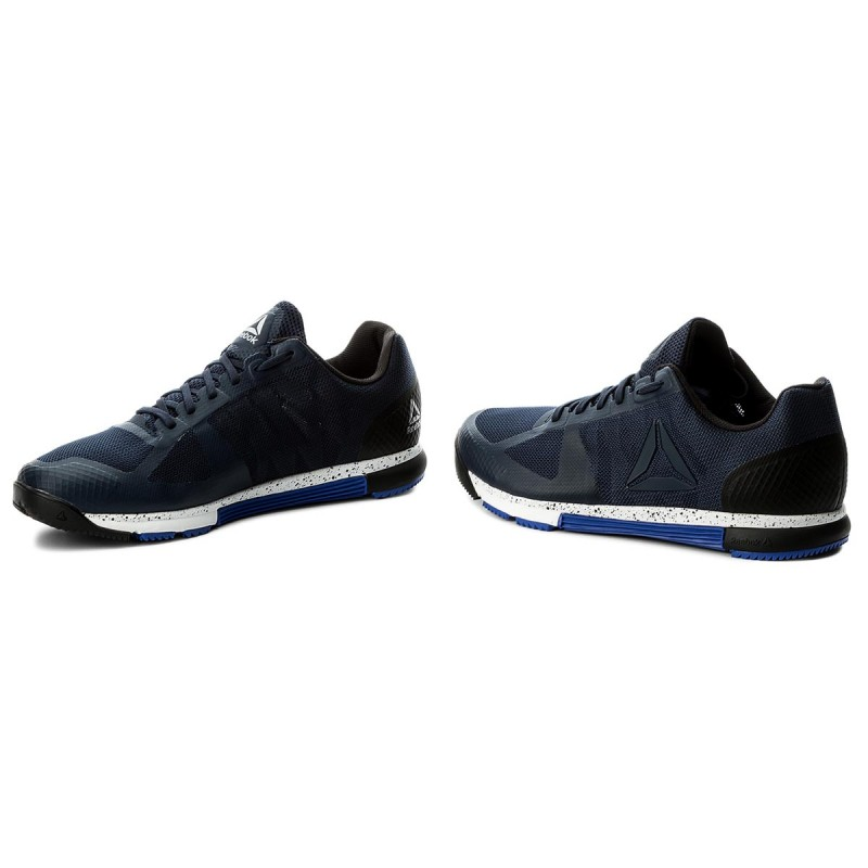 Reebok Speed Blue Black CN1011 Tr Scarpe Navy White PHn8xOO6