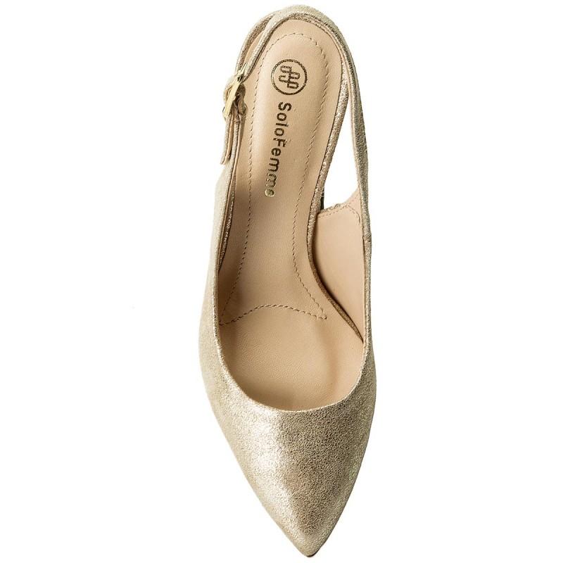 Sandalen Solo Femme - 34209-A3-H40/000-05-00 Golden lH4LSWX6Bw