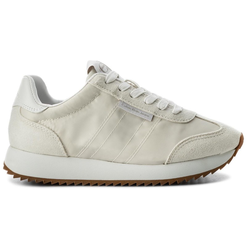 Sneakers Calvin Klein Jeans - Colette R8820 Off White 8Oc2T