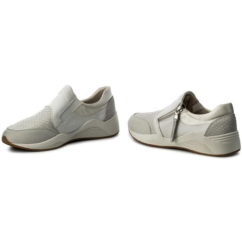 Sneakers Geox - D Omaya A D620sa 0zvaf C1002 Off White A2I6dG