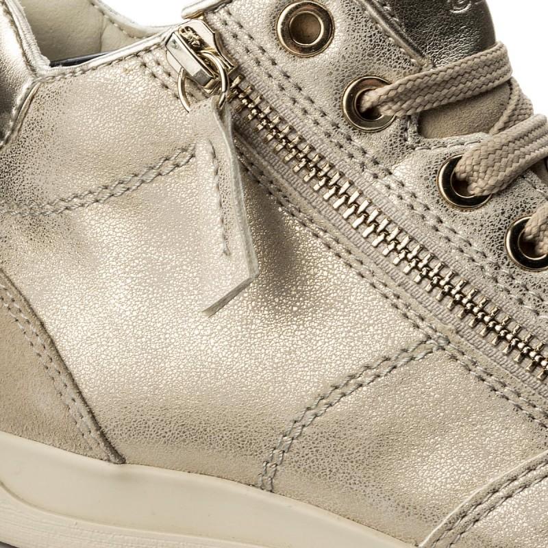 Sneakers GEOX - D Myria C D6468C 0PV22 C6738 Lt Taupe AUUj8IXkt5