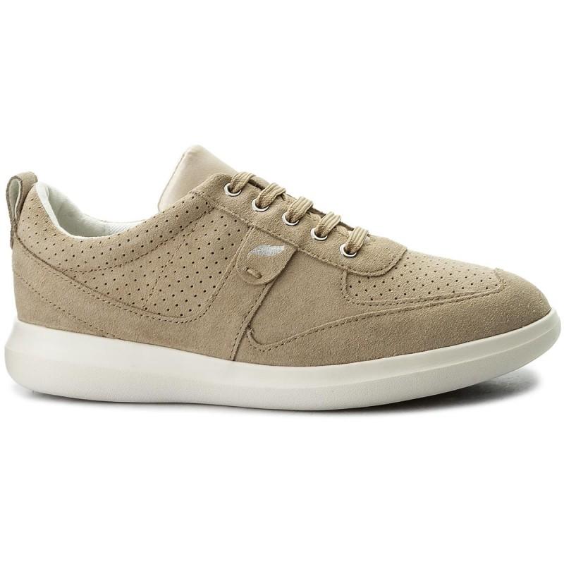 Venta Barata Sneakers GEOX - D Gomesia C D828GC 00022 C6738 Lt Taupe Barato b7oKCjB