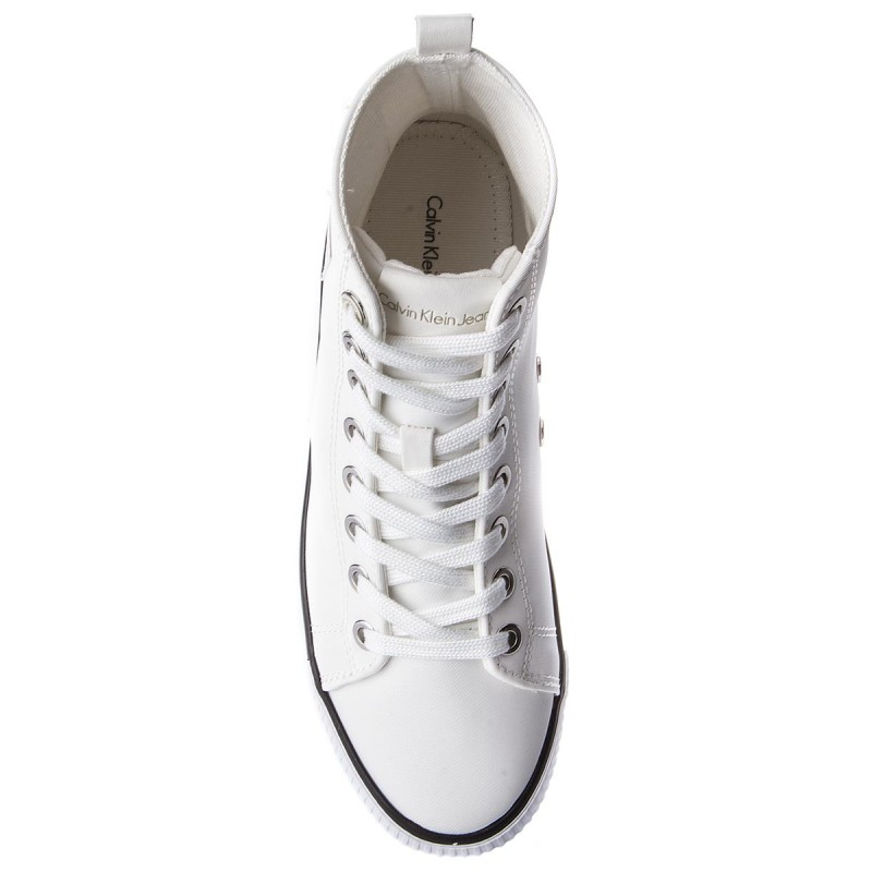 Sneakers Calvin Klein Jeans - Dorina R8824 White NO2ClkYkaQ