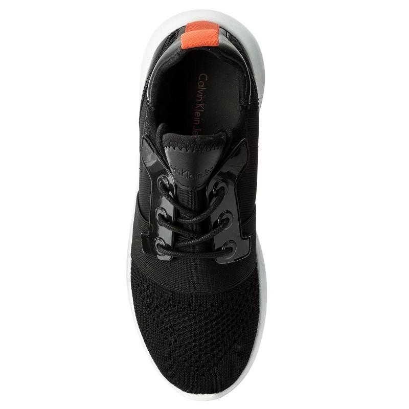 Sneakers Calvin Klein Jeans - Meryl Knit R8825 Black fUARBk
