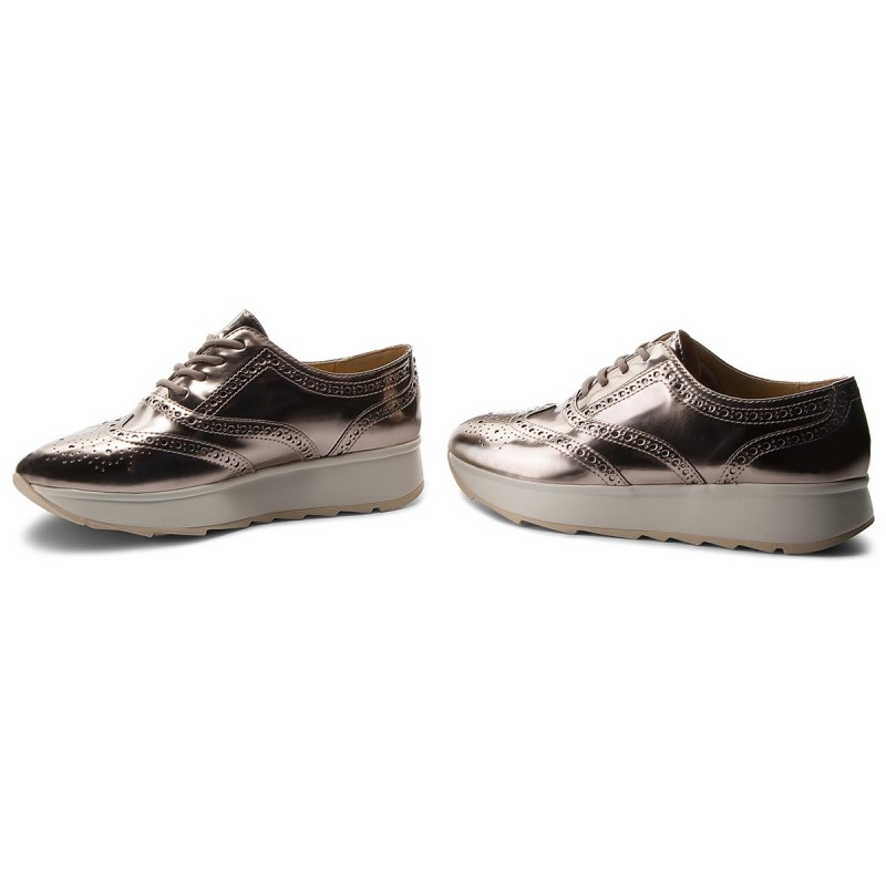 000BN D825TA Chaussures D Champagne A 38 Gendry GEOX Femme 39 CB500 LzUpSVqMG