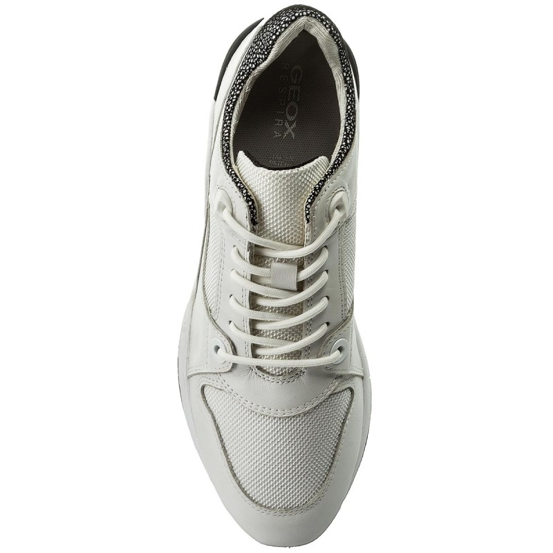 Sneakers GEOX - D Omaya A D540SA 08588 C1000 White Manchester Tienda De Venta Online xRGbE