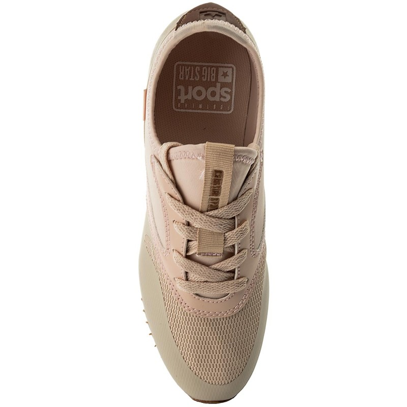 Sneakers Big Star - Aa274566 Pink 6NJqBFMQ