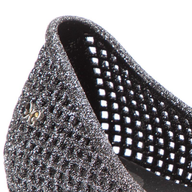 Ballerinas ZAXY - Amora Fem 81982 Black Glitter 53234 AA285065 02064 IfJ3QQydo