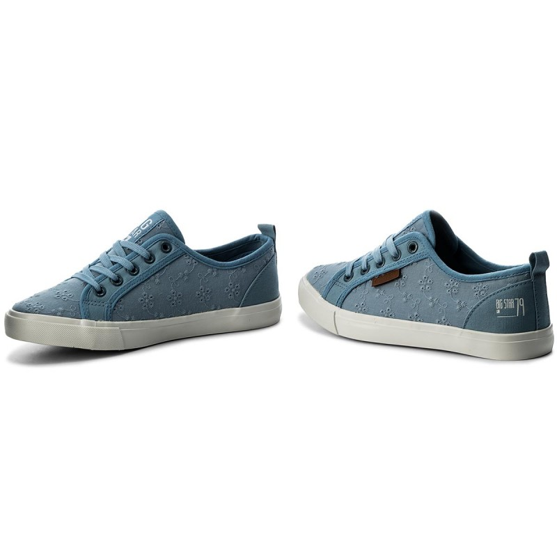 Zapatillas BIG STAR - AA274917 Blue fM0TNa