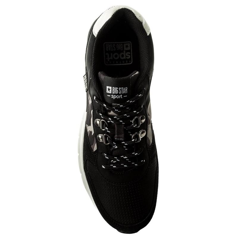 Sneakers BIG STAR - AA174107 Black 3txj7YSHS7