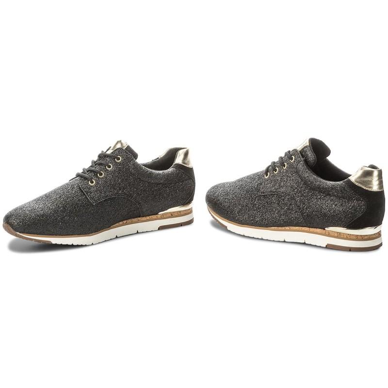 Sneakers GABOR - 64.320.47 Schwarz/Platino