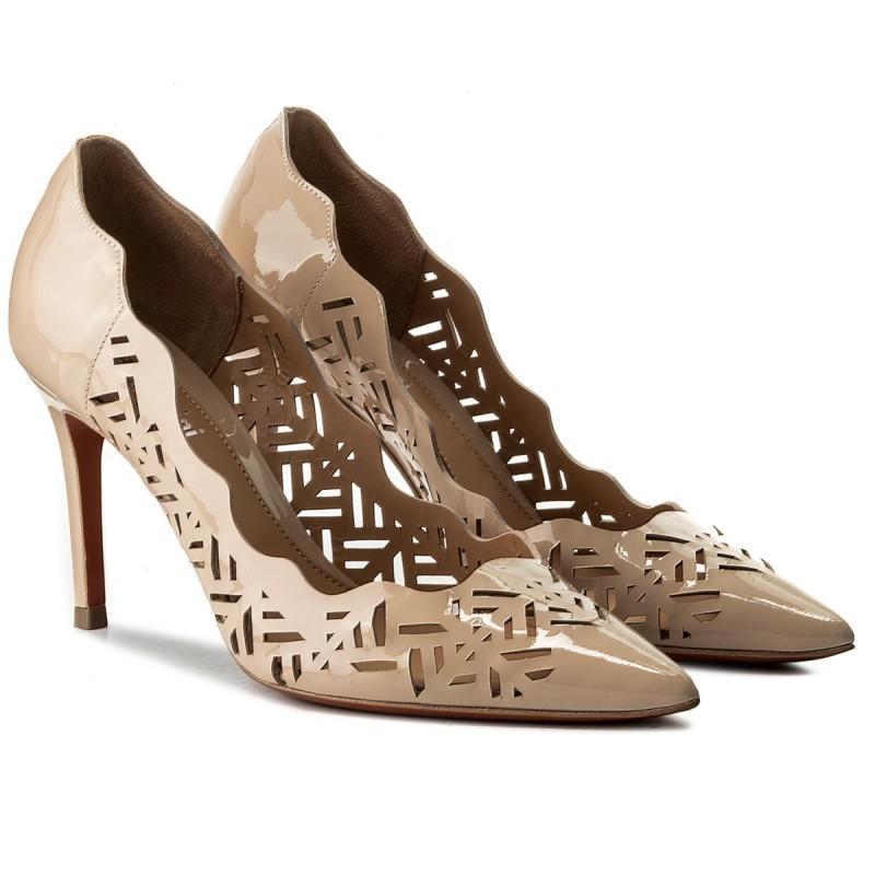 Stilettos BALDININI - 853006P91AZARA7890 Zara Tamarind