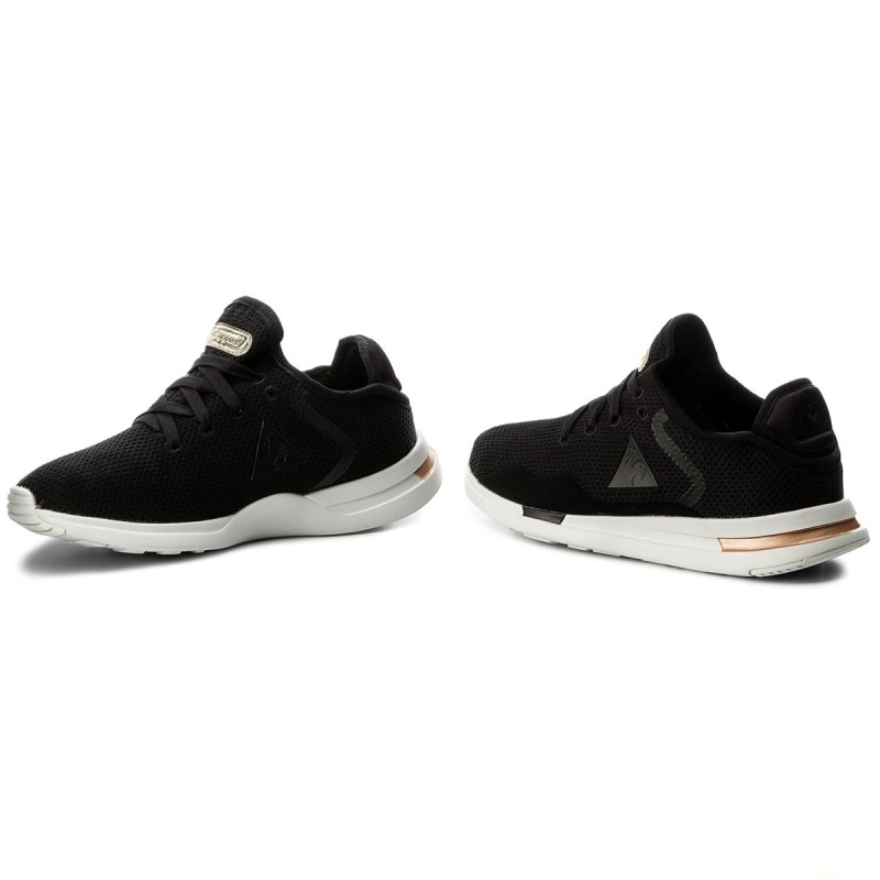 Sneakers LE COQ SPORTIF - Solas W Sparkly 1810077 Black/Rose Gold