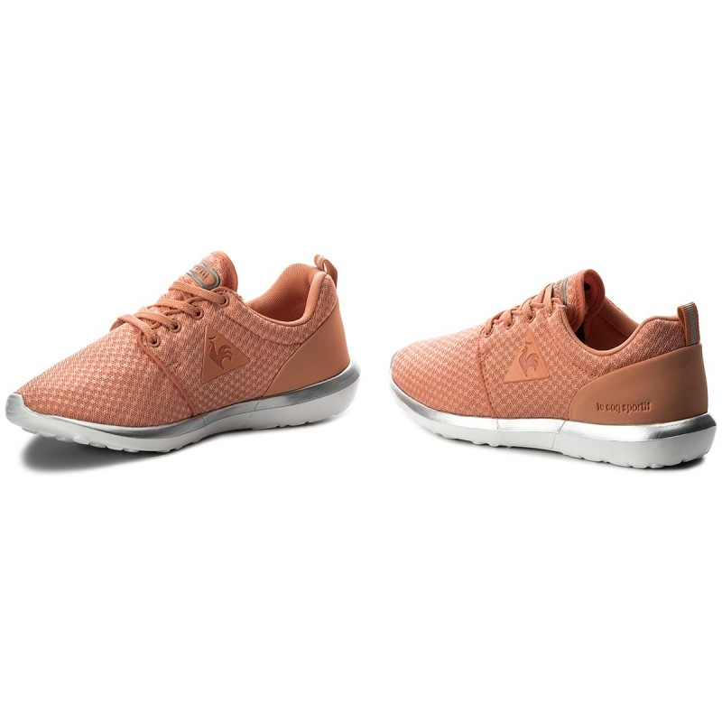 Sneakers LE COQ SPORTIF - Dynacomf W 1810173 Papaya Punch/Old Sil iOorZHFm