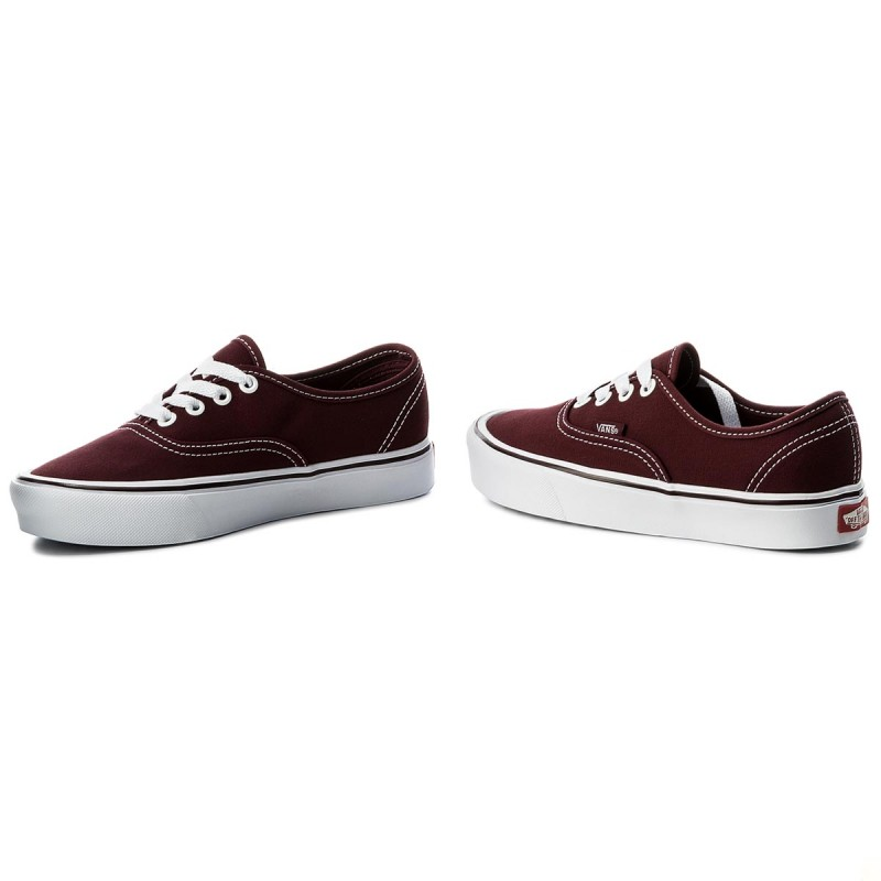 Turnschuhe VANS - Authentic Lite VN0A2Z5JMC0 (Canvas) Port Royale/TrWht 5jHAavt1XP