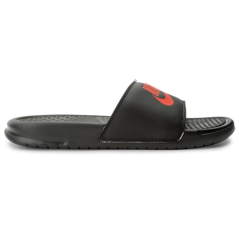 on sale 28b3c fe648 ... online for sale Slides NIKE - Benassi Jdi 343880 006 BlackGame RedWhite  ...
