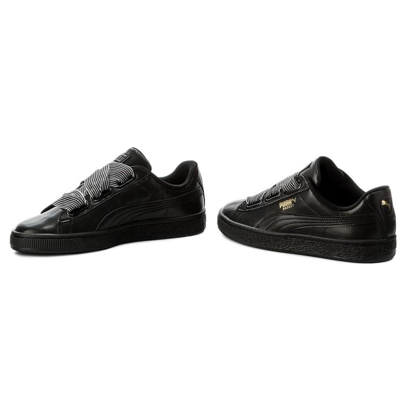 Sneakers PUMA - Basket Heart Wn's 365198 01 Puma Black