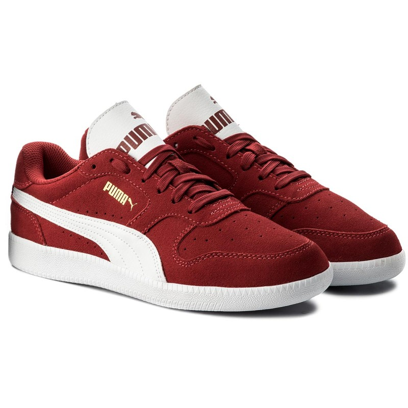 ICRA TRAINER SD - Sneaker low - red dahlia/white WpLNCU