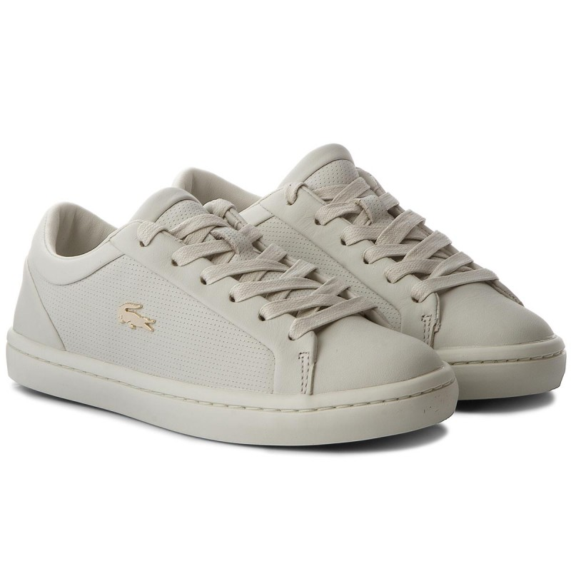 Sneakers LACOSTE - Straightset 118 2 Caw 7-35CAW0065WB8 Off Wht/Lt Blue