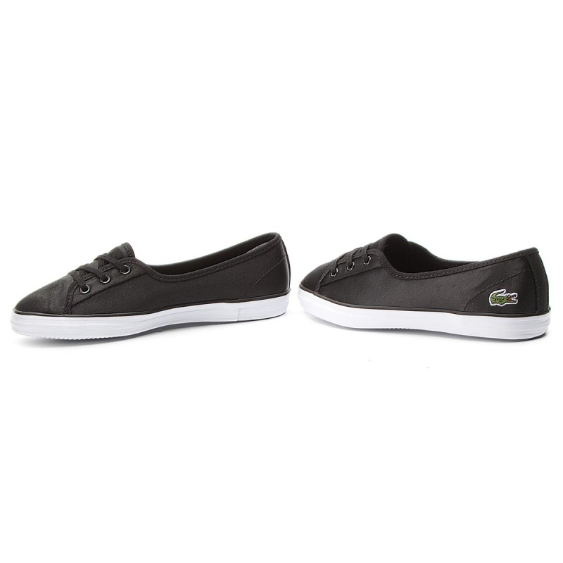 Turnschuhe LACOSTE - Ziane Chunky 118 2 Caw 7-35CAW0075312 Blk/Wht