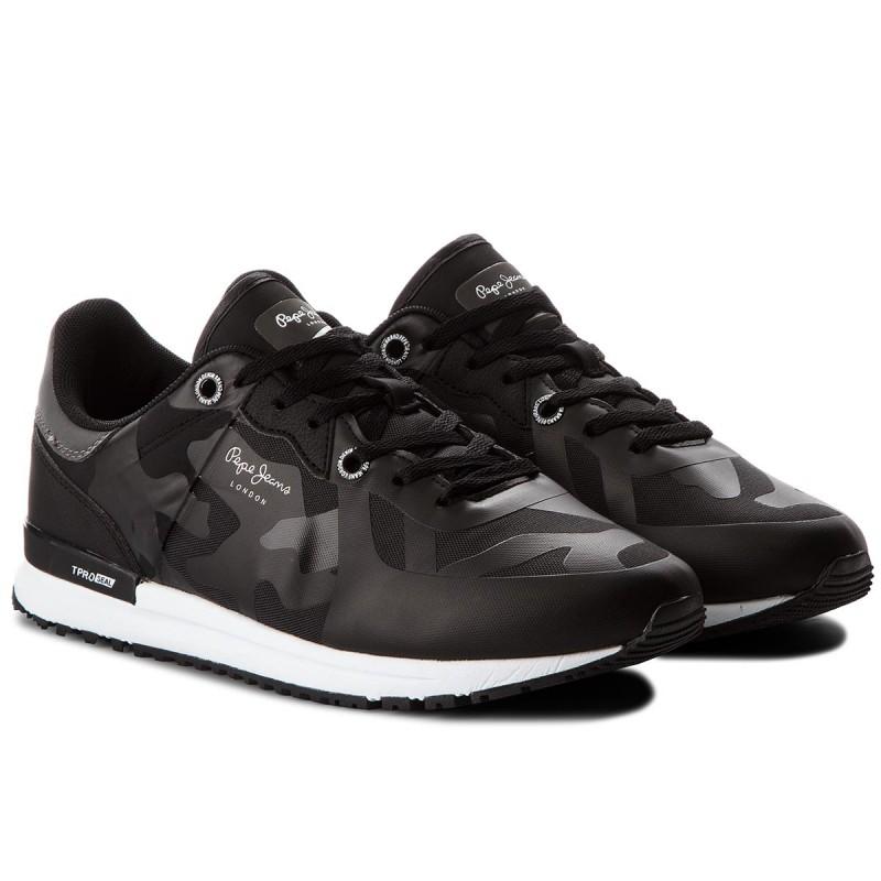 Sneakers PEPE JEANS - Tinker Pro Seal PMS30413 Black 999 La Venta En Línea En Línea 2018 Venta Online Punto De Venta Se U7KgK2DNEE