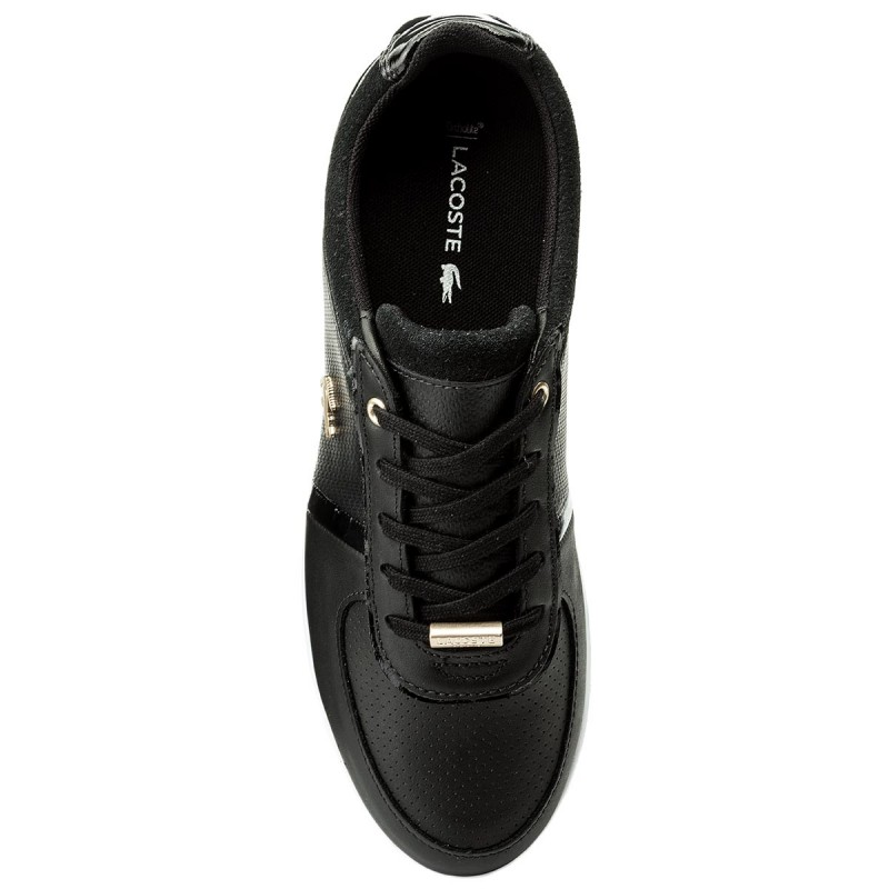 Sneakers LACOSTE - Rey Sport 118 1 Caw 7-35CAW0061312 Blk/Wht DRDNmqsF