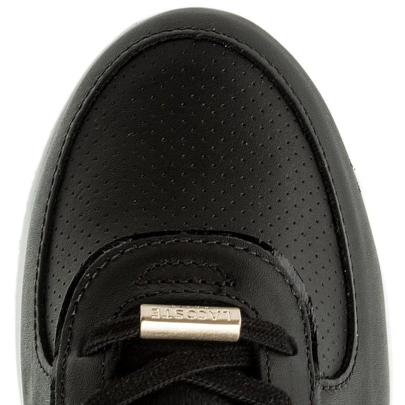 Sneakers LACOSTE - Rey Sport 118 1 Caw 7-35CAW0061312 Blk/Wht EbALm1