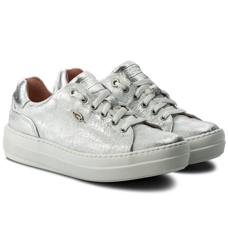 Sneakers CAMEL ACTIVE - 849.81.01 White/Silver E0Ld0wqO