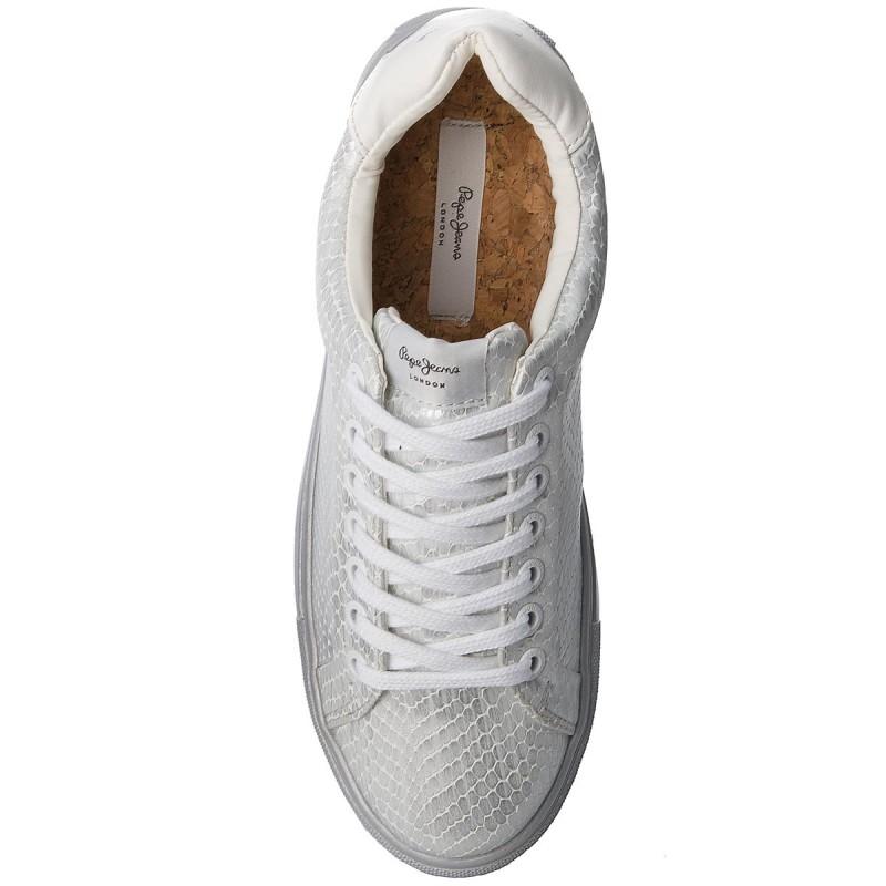 Sneakers PEPE JEANS - Adams Funk PLS30672 Silver 934 gUkrm8