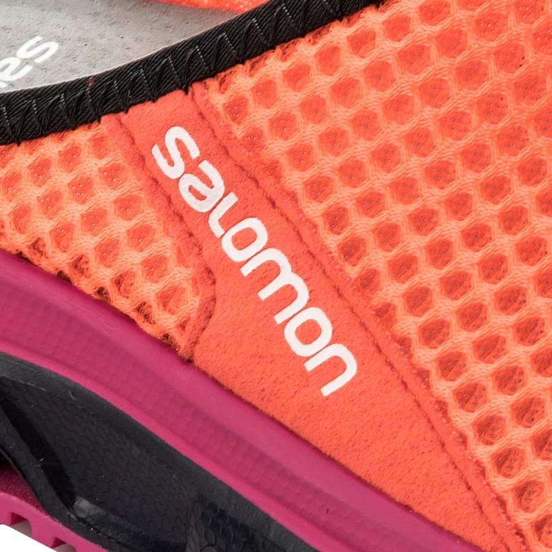 Salomon RX Slide 3.0 Women - fiery coral/evening blue/pink glo gxSLnGn9