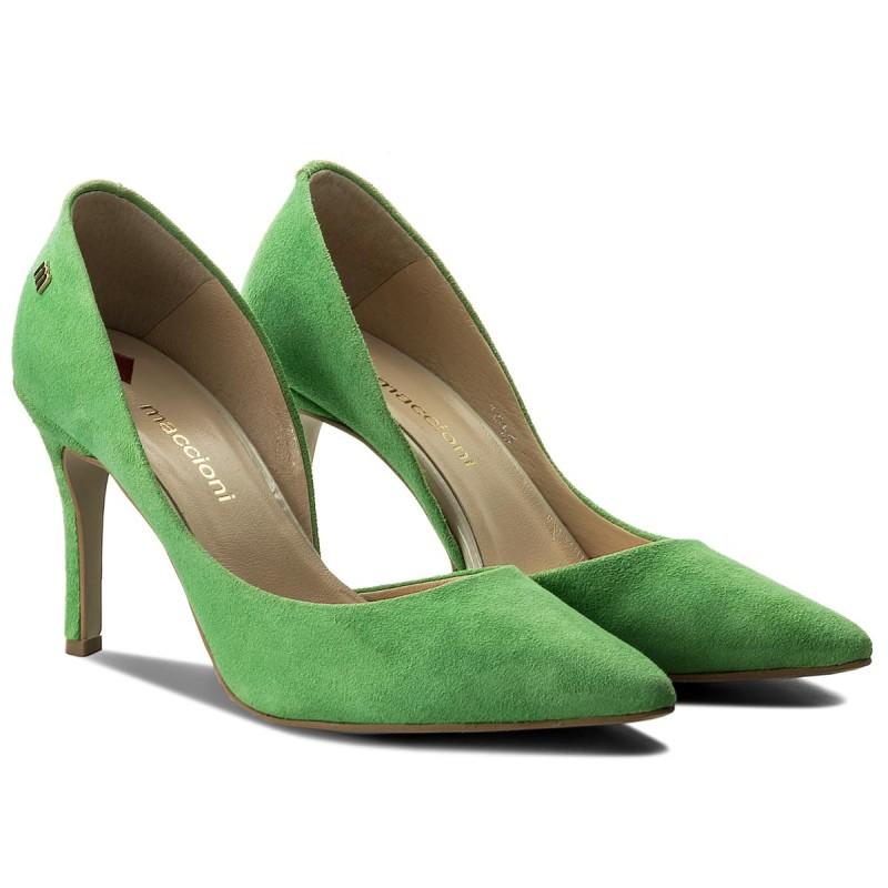 Stilettos MACCIONI - 974.164.7635 Green