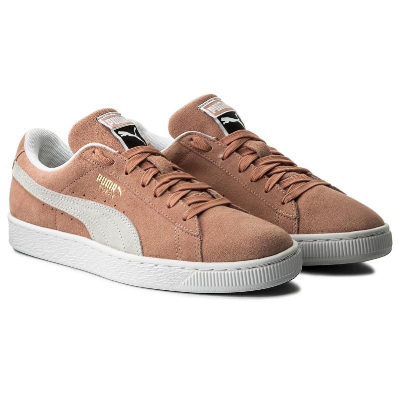 Sneakers PUMA - Suede Classic 365347 06 Muted Clay/Puma White