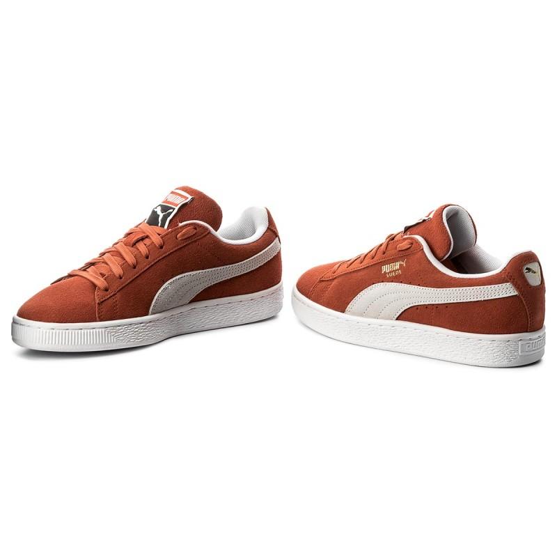 Sneakers PUMA - Suede Classic 365347 07 Burnt Ochre/Puma White tgmoi